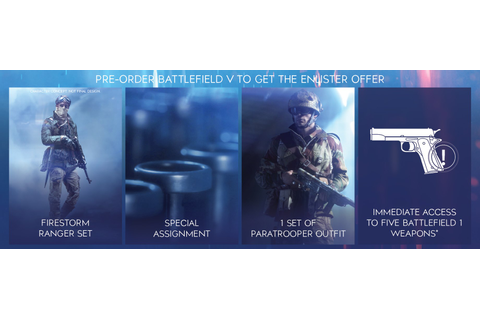 Battlefield V | Game Preorders