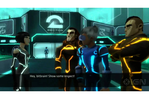Tron Evolution Battle Grids: Wii Video - YouTube