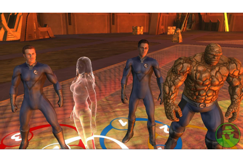 Fantastic Four: Rise of the Silver Surfer Screenshots ...
