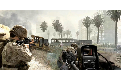A remastered version of Call of Duty: Modern Warfare is ...