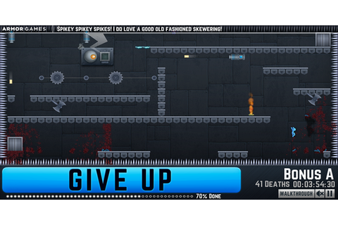 Give Up - Play on Armor Games