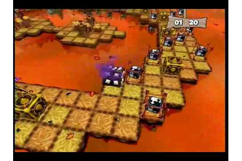 Voodoo Dice - World 02 Levels 11-15 - Voodoo Time - YouTube