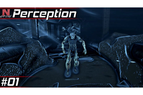Perception Gameplay - Part 1 - Walkthrough (No Commentary ...