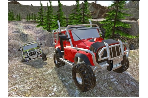 4x4 Offroad Extreme Jeep Stunt - Android Racing Game Video ...