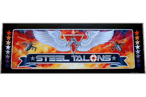 Steel Talons - Videogame by Atari Games