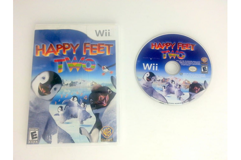 Happy Feet Two game for Nintendo Wii -Game & Case | eBay