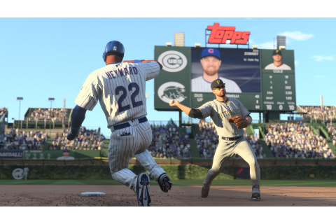 Amazon.com: MLB The Show 16 - PlayStation 4: Sony Computer ...