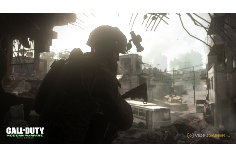 Call of Duty Modern Warfare Remastered Free Download ...