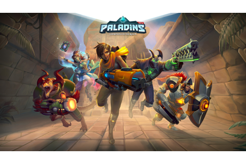 Paladins Champions Of The Realm 4k, HD Games, 4k ...