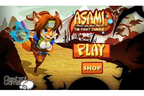 Asami: The Furry Samurai » Android Games 365 - Free ...