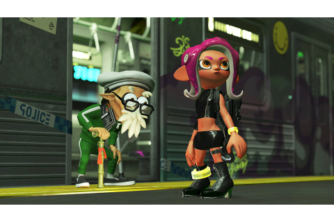 Splatoon 2 Octo Expansion bringing special weapon based ...