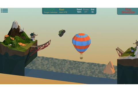 Download Poly Bridge PC Game Full Version - Minato Games ...