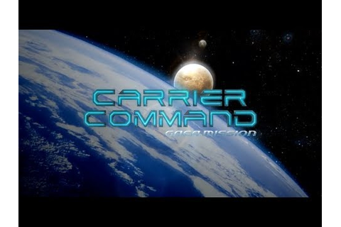 Carrier Command: Gaea Mission trainer & completed save ...