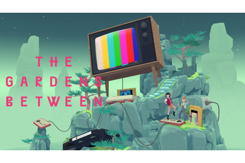 『The Gardens Between』ゲームプレイ紹介 - YouTube