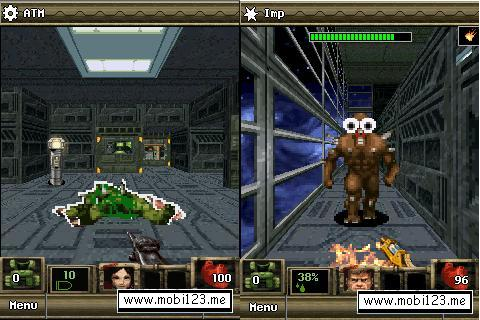 DOOM RPG II Java Action Game