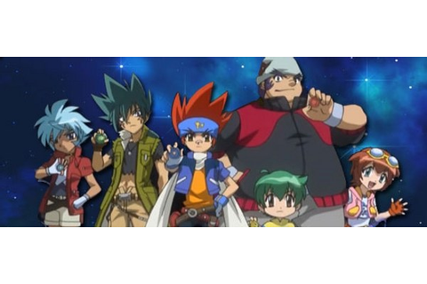 Beyblade: Metal Fusion - 16 Cast Images | Behind The Voice ...