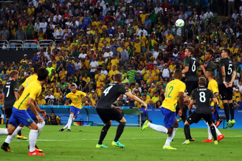 Brazil Gets an Ounce of Revenge on Germany - The New York ...