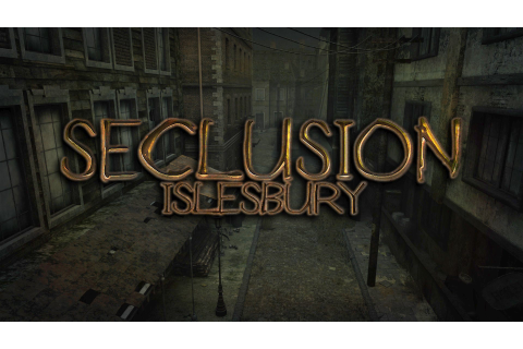 This 'Seclusion: Islesbury' Gameplay Video and Trailer ...