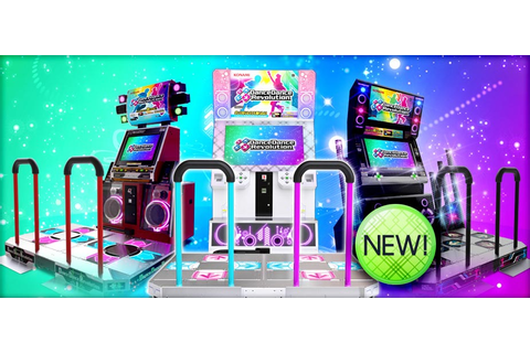 Dance Dance Revolution (2013 video game) - Wikipedia