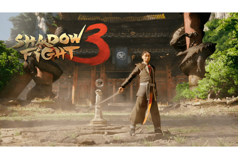 Shadow Fight 3: Cinematic Trailer - YouTube