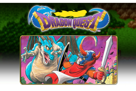 Classic Dragon Quest Games Coming to PS4 in Japan - Push ...