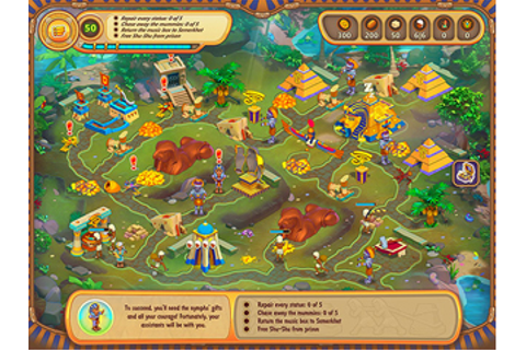 The Great Empire: Relic of Egypt Game - Download and Play ...