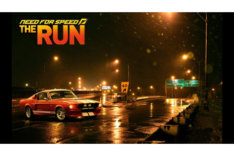 Need For Speed : The Run (Game Movie) - YouTube
