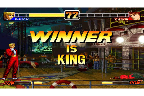 THE KING OF FIGHTERS 96 MUGEN - YouTube