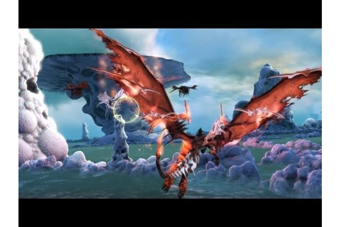Crimson Dragon Gameplay Trailer - Xbox One Gameplay - YouTube