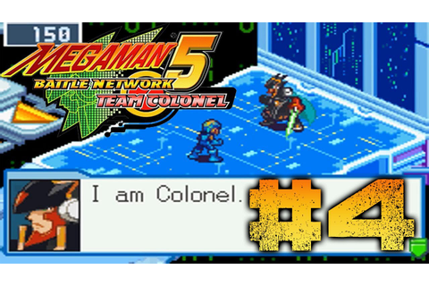 Megaman Battle Network 5: Team Colonel - Part 4: Why U ...