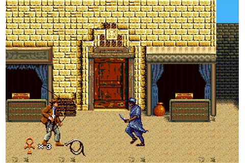 Instruments of Chaos Starring Young Indiana Jones (USA) ROM