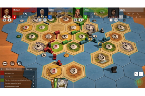 Catan Universe Review and Download – MMOBomb.com