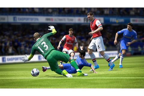 Free Download Cheat Game FIFA 13 » Hacked Games Via Grans