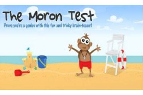 Download Free The Moron Test Android Mobile Phone Game ...
