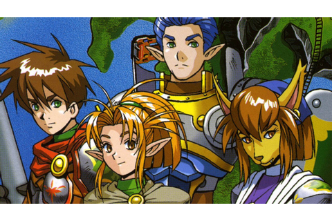 CGR Undertow - SHINING FORCE III review for Sega Saturn ...