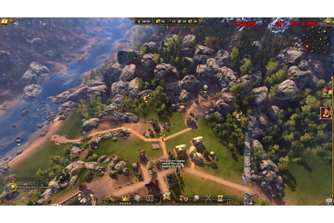 The Settlers 7 - PC Gameplay in 1080P - YouTube