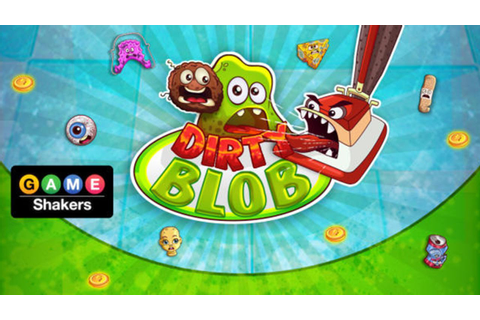 Game Shakers: Dirty Blob - Help Dirty Blob Get To ...