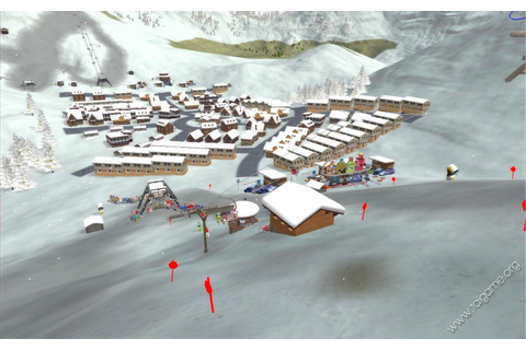 Ski Park Tycoon - Download Free Full Games | Simulation games