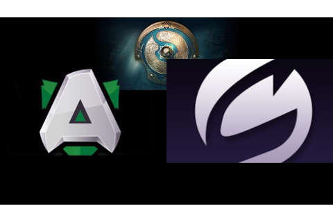 Alliance vs Crescendo Game 0 The International 2017 ...