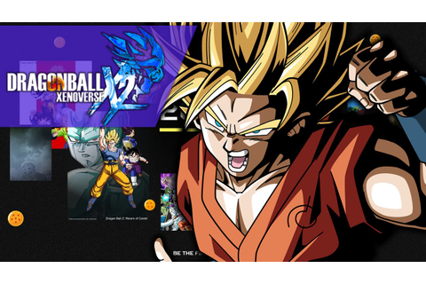 COUNTDOWN TO NEW DRAGON BALL Z GAME?! XenoVerse 2?? - YouTube