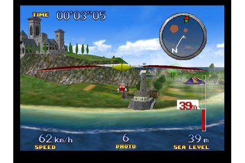 Pilotwings 64 Download Game | GameFabrique