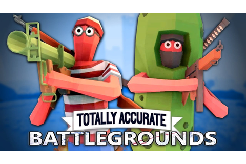 TABG VICTORY - Totally Accurate Battlegrounds (TABG) - YouTube