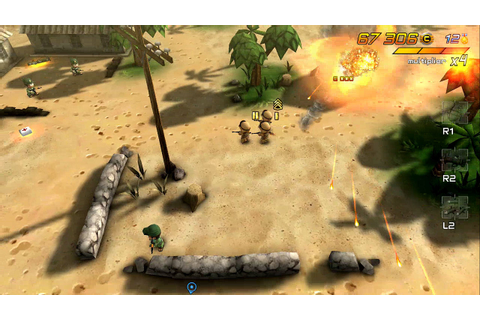 Tiny Troopers: Joint Ops - Zombie Edition [Playstation 4 ...