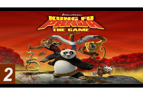 "Kung Fu Panda (The video game) Part 2 - ""PROTECT THE ..."