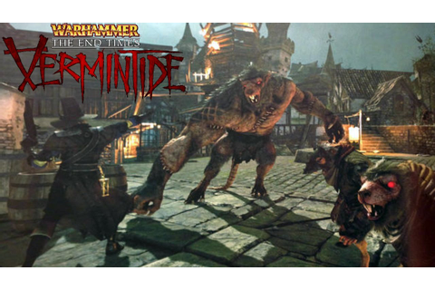 Rat Game! (Warhammer End Times: Vermintide) - YouTube