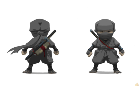 Max's Blog: Mini Ninjas Game and concept art