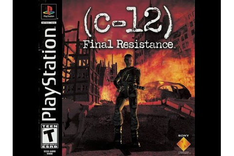 C-12 Final Resistance (PSX) Walkthrough part 1/2 - YouTube