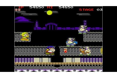 Arcade Archives Mr. GOEMON Switch NSP (eShop) | NXBrew.com