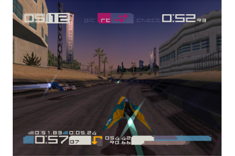 Play WipEout 3 Sony PlayStation online | Play retro games ...