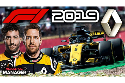 F1 2019 Manager Career: NEW FRONT WING & HQ UPGRADES ...